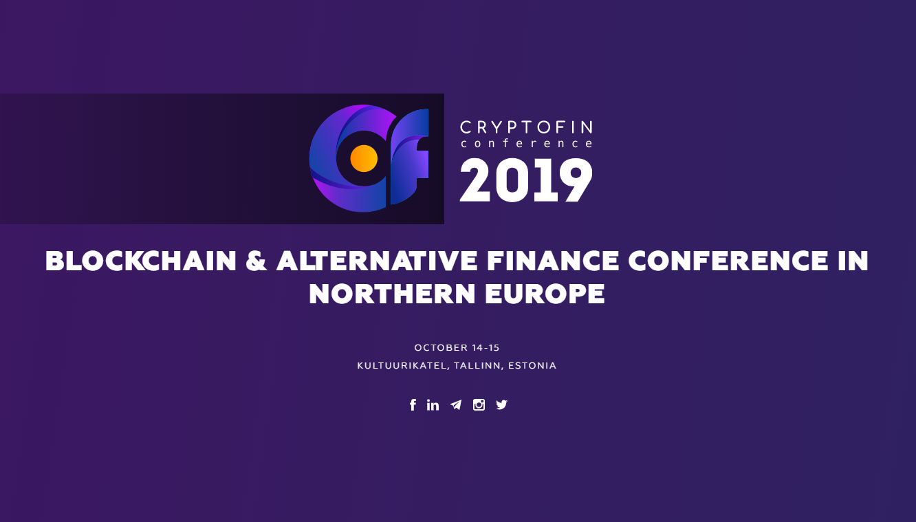Blockchain & Alternative Finance Conference in Northern Europe