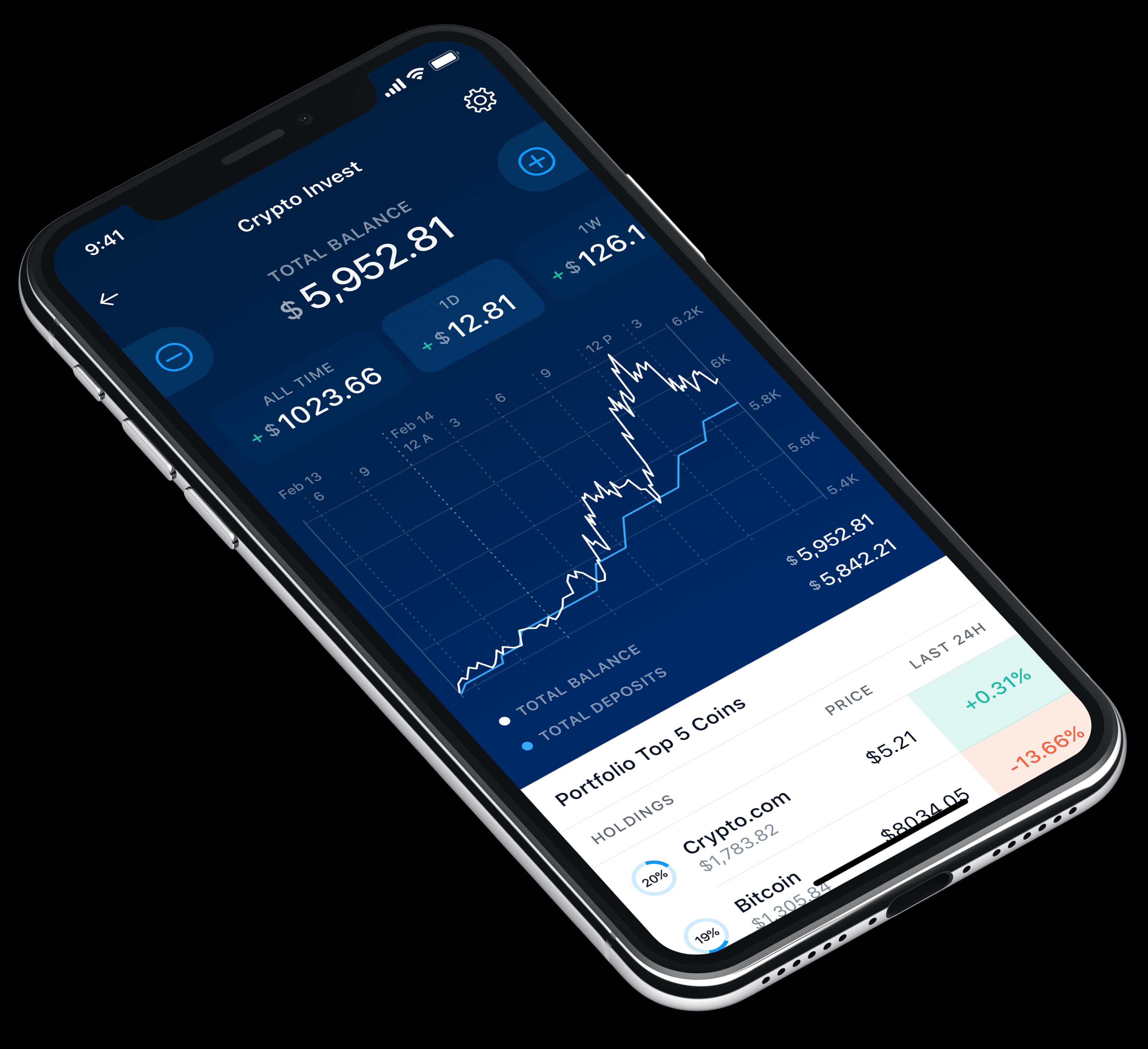 Universal wallet Crypto.com 1
