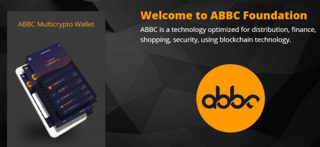 ABBC Coin official website