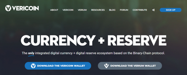 The best cryptocurrency April 3, 2019 - VeriCoin