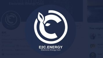 Here is the Crypto news, and the best cryptocurrency to invest according to the CoinMarketCap - Electronic Energy Coin, E2C-30-03-2020 grew in price over 24 hours by 98.63%.