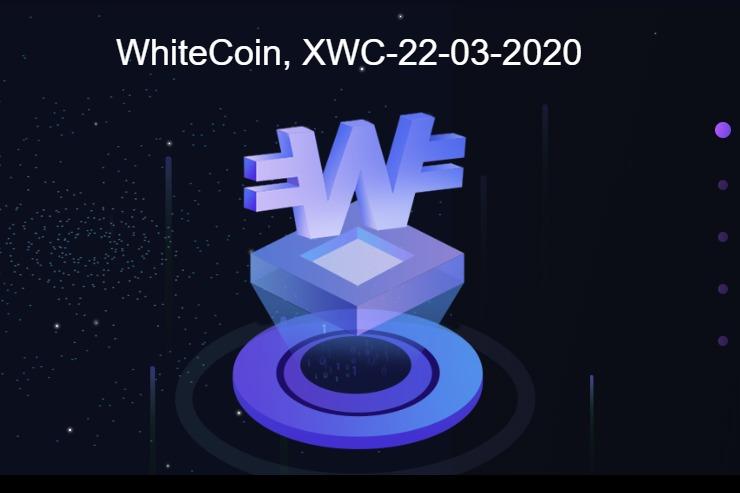 XWC WhiteCoin coin