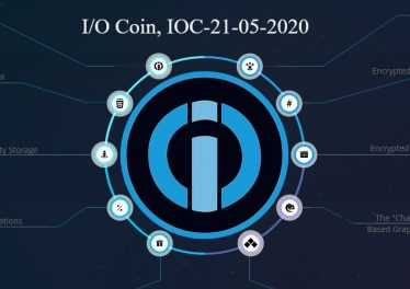Here is the Crypto news, and the best cryptocurrency to invest according to the CoinMarketCap - I/O Coin, IOC-21-05-2020 grew in price over 24 hours by 5,119.05%.