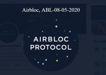 Here is the Crypto news, and the best cryptocurrency to invest according to the CoinMarketCap - Airbloc, ABL-08-05-2020 increased in price over 24 hours by 110.33%.