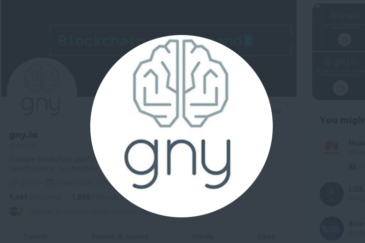 The best cryptocurrency GNY-11-11-2020