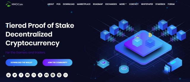 Лучшая криптовалюта 21 апреля 2019 - MMOCoin