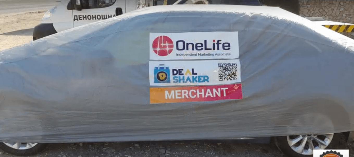 Как купить автомобиль за OneCoin, октябрь 2019 3