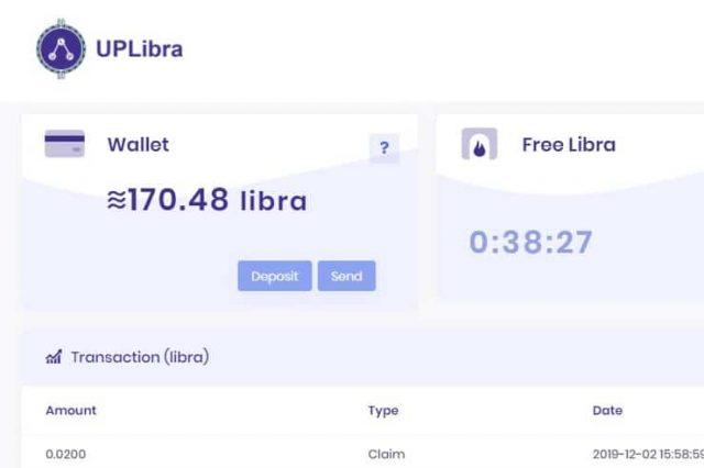 02-12-2019-UPLibra - у меня уже 170 монет