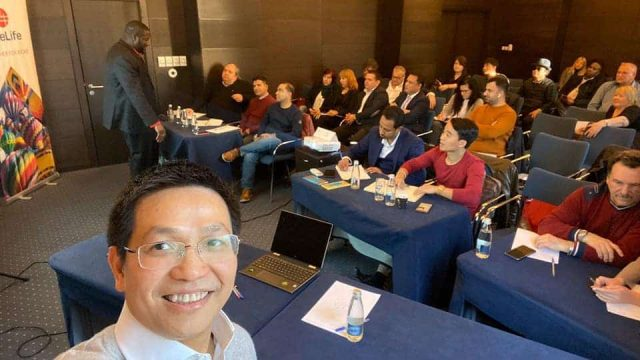 👌 OneLife and DealShaker Leadership Meeting. Sofia, December 18, 2019.