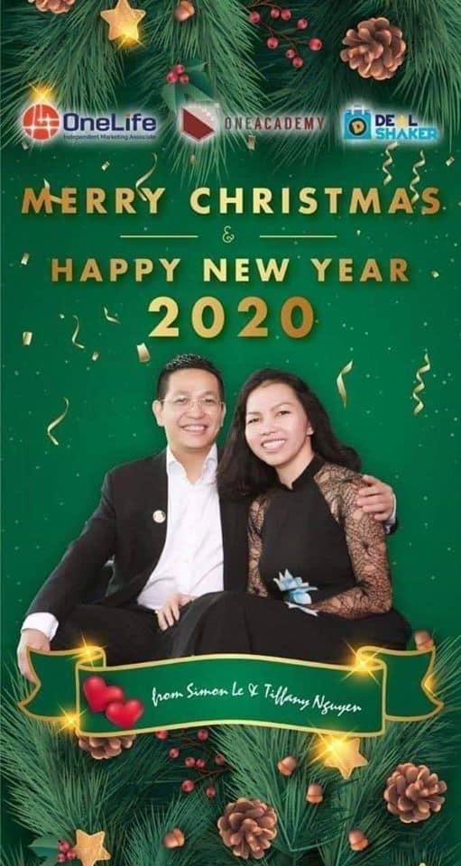Merry Christmas 2019 & Happy Prosperous New Year 2020