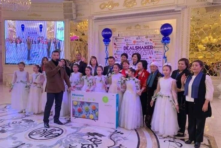 Dealshaker Expo Kyrgyzstan Bishkek, 7-8 December 2019