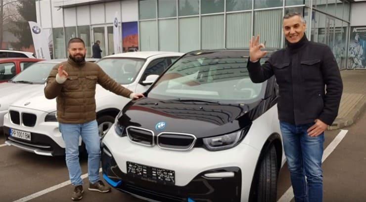 Kralev Cars, BMW i3s 50\50 ONE (video)  youtube.com