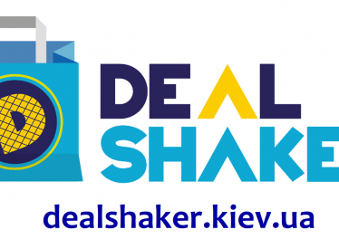 Официальный сайт Dealshaker в Украине