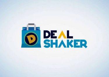 Официальный сайт Dealshaker работает