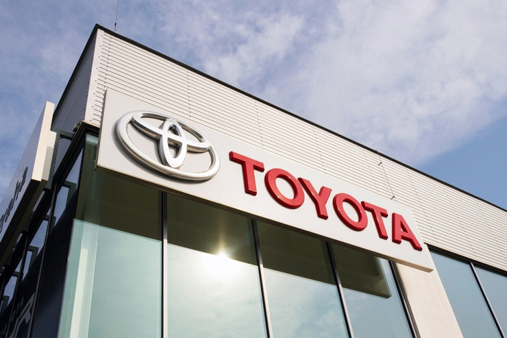 Toyota разработает цифровую валюту