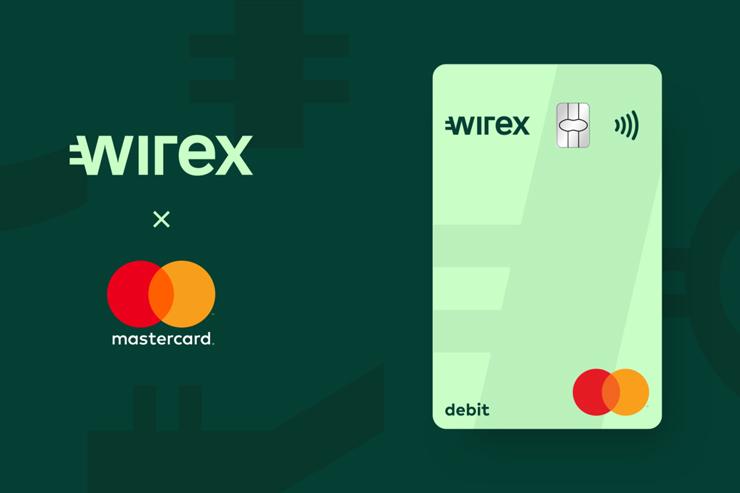 Wirex запустит криптовалютную дебетовую карту