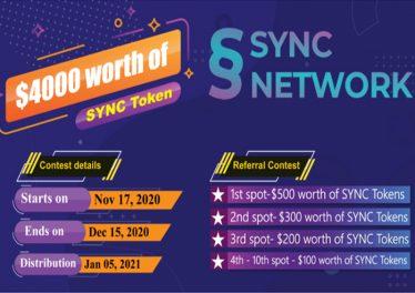 Эйрдроп SYNC Network (SYNC)