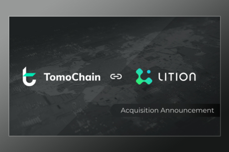 Бесплатная раздача TomoChain и Lition на $60 000